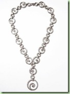 leslie green infinity necklace