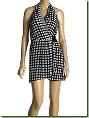 bcbgeneration dot dress